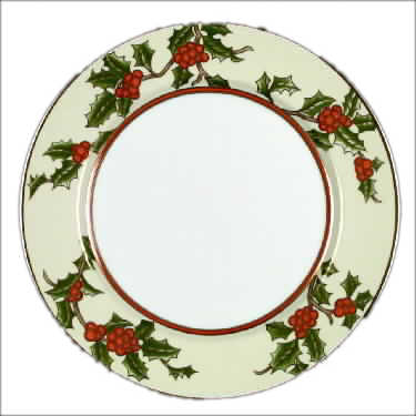 Christmas Dinnerware Patterns Patterns For You